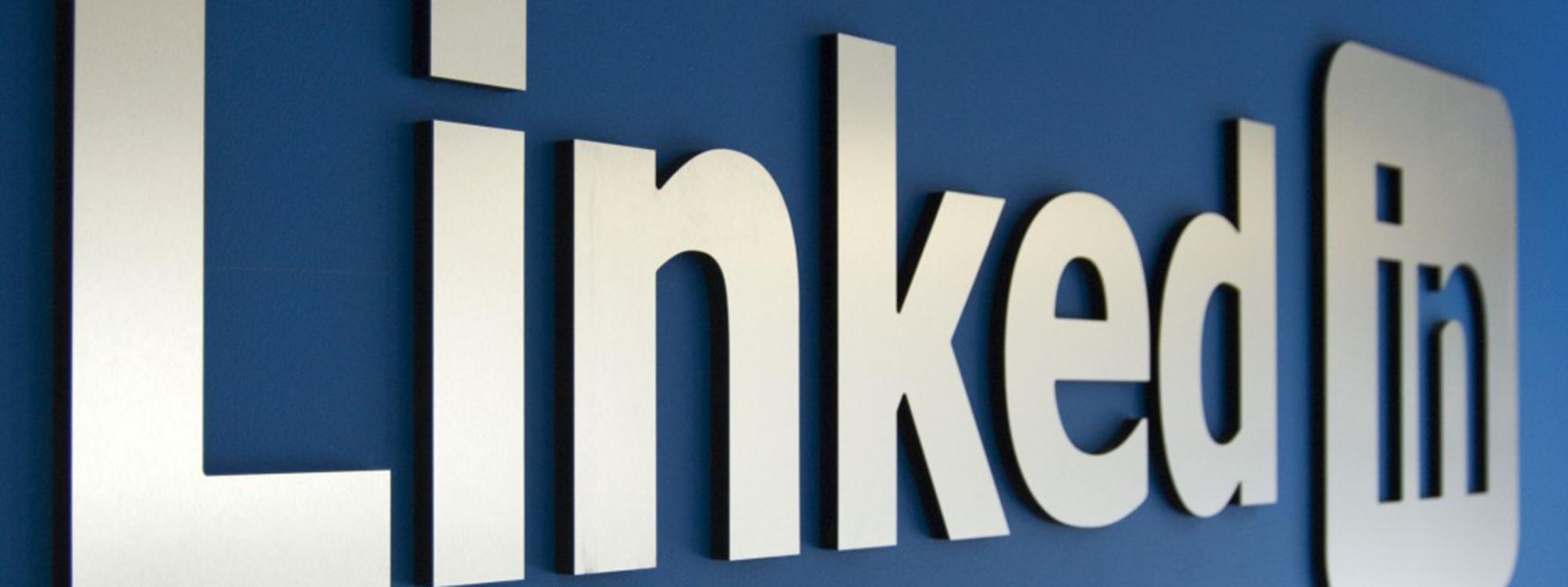 Mødebooking og LinkedIn